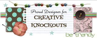 Former Design Team member for Creative Knockouts