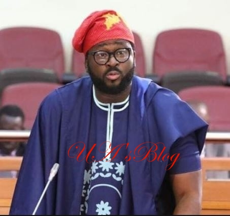 Gunshots Fired As Thugs Attack Desmond Elliot In Lagos