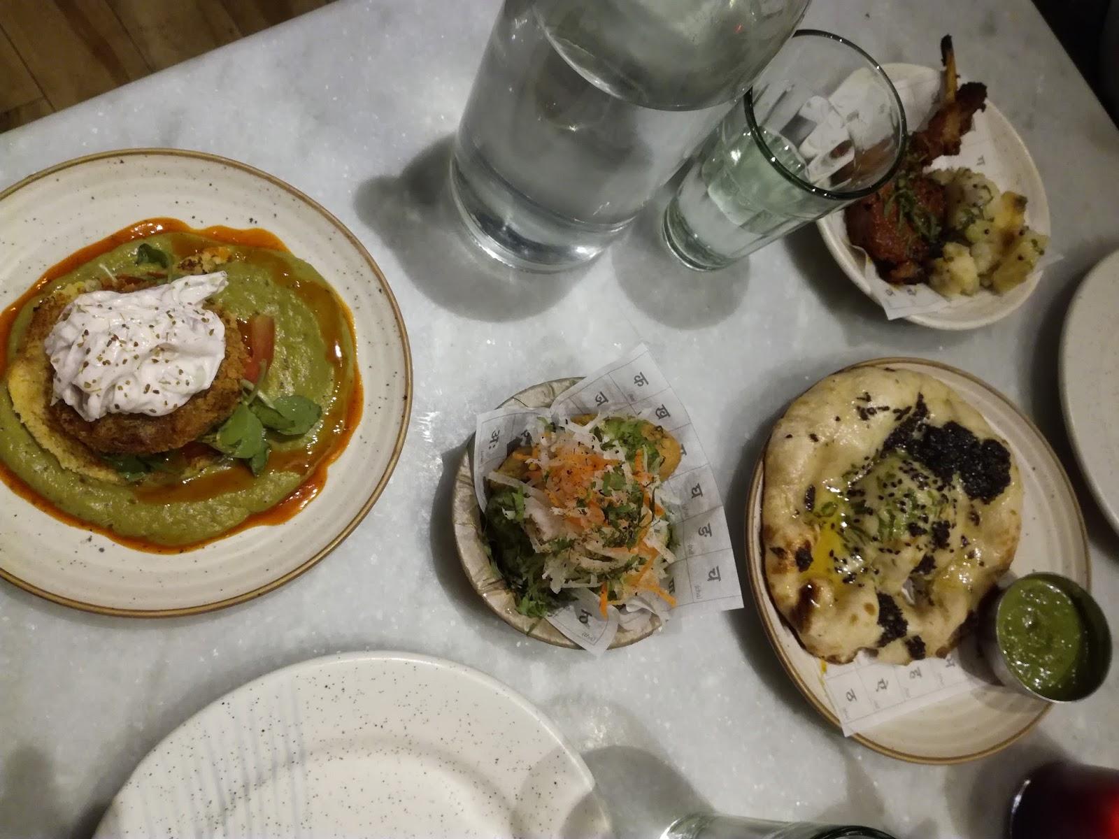 intialainen ravintola lontoo