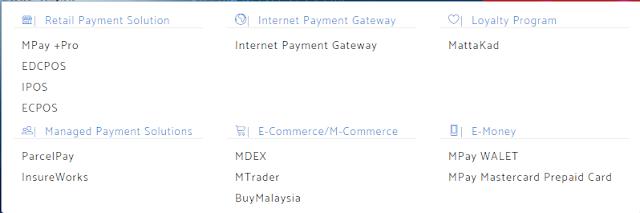 MPay E-Wallet