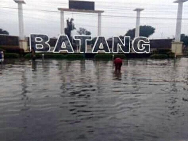 Banjir Batang