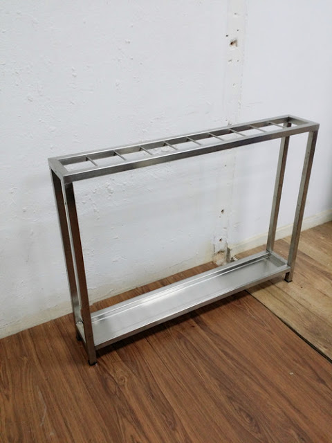 tempat payung stainless