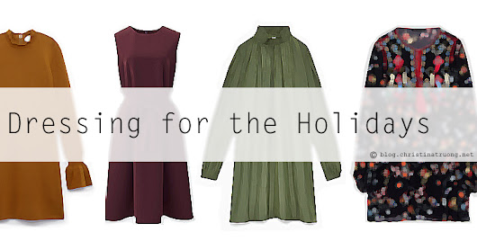 Dressing for the Holidays
