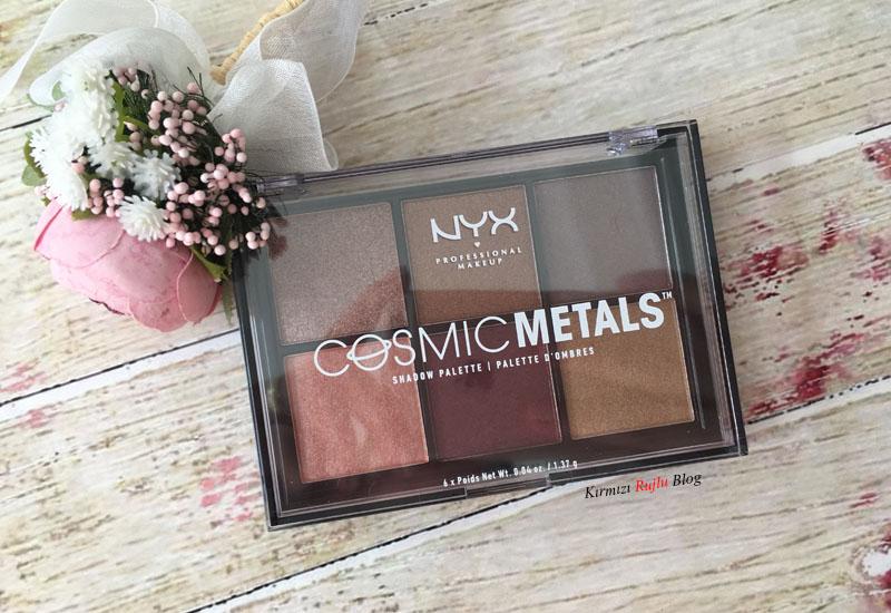 Nyx Cosmic Metals