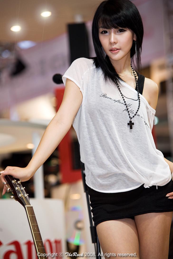 Model Korea, Lee Ji Woo