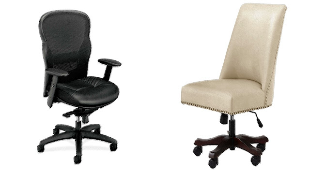 swivel chairs and high status