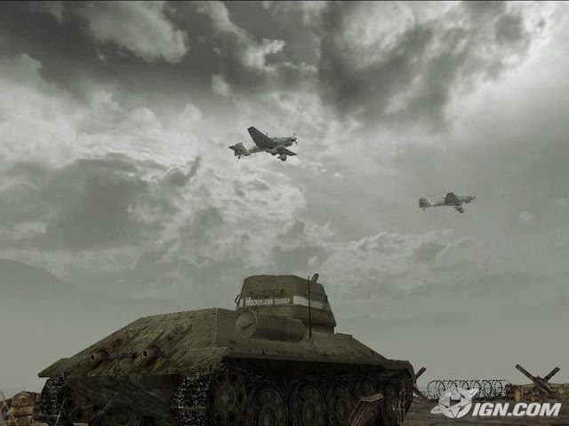 Panzer Elite Action Fields of Glory PC Full Version Screenshot 3
