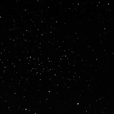 RASC Finest open cluster NGC 6940 luminance