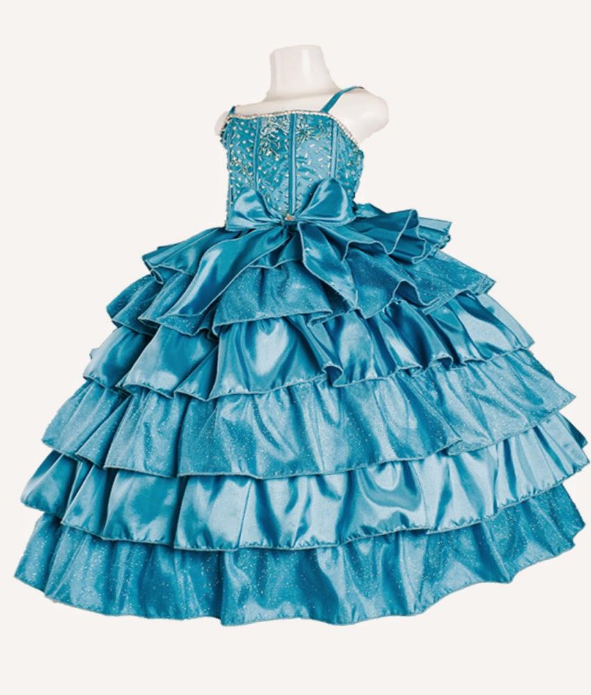 c96c863de1 Vestido de niña azul Mod. 10-000 www.elsuenodelasninas.com
