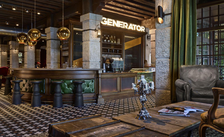 Generator Hostel Venedik İtalya