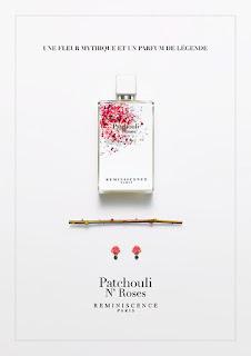Parfum - Patchouli N'Roses de Reminiscence