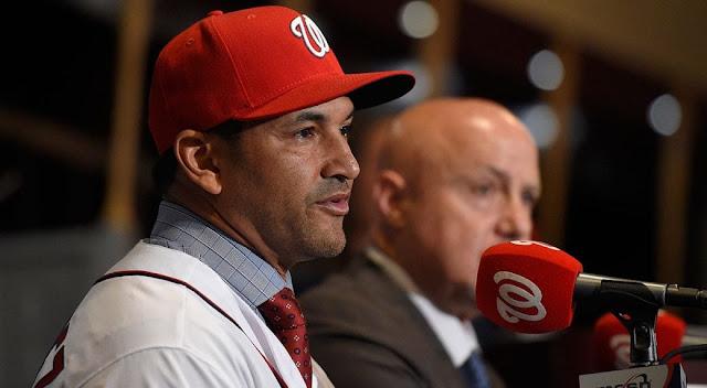 Dave Martinez: Saya Disini Untuk Memenangkan World Series Dengan Nationals