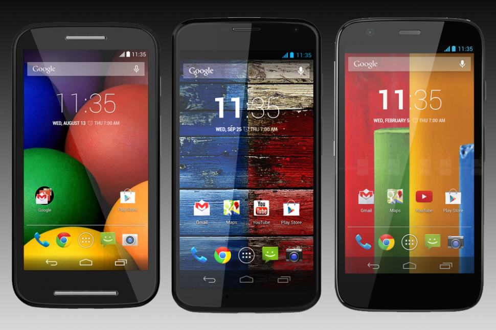 Motorola Confirms Android 5 0 Lollipop Update For Moto G And X
