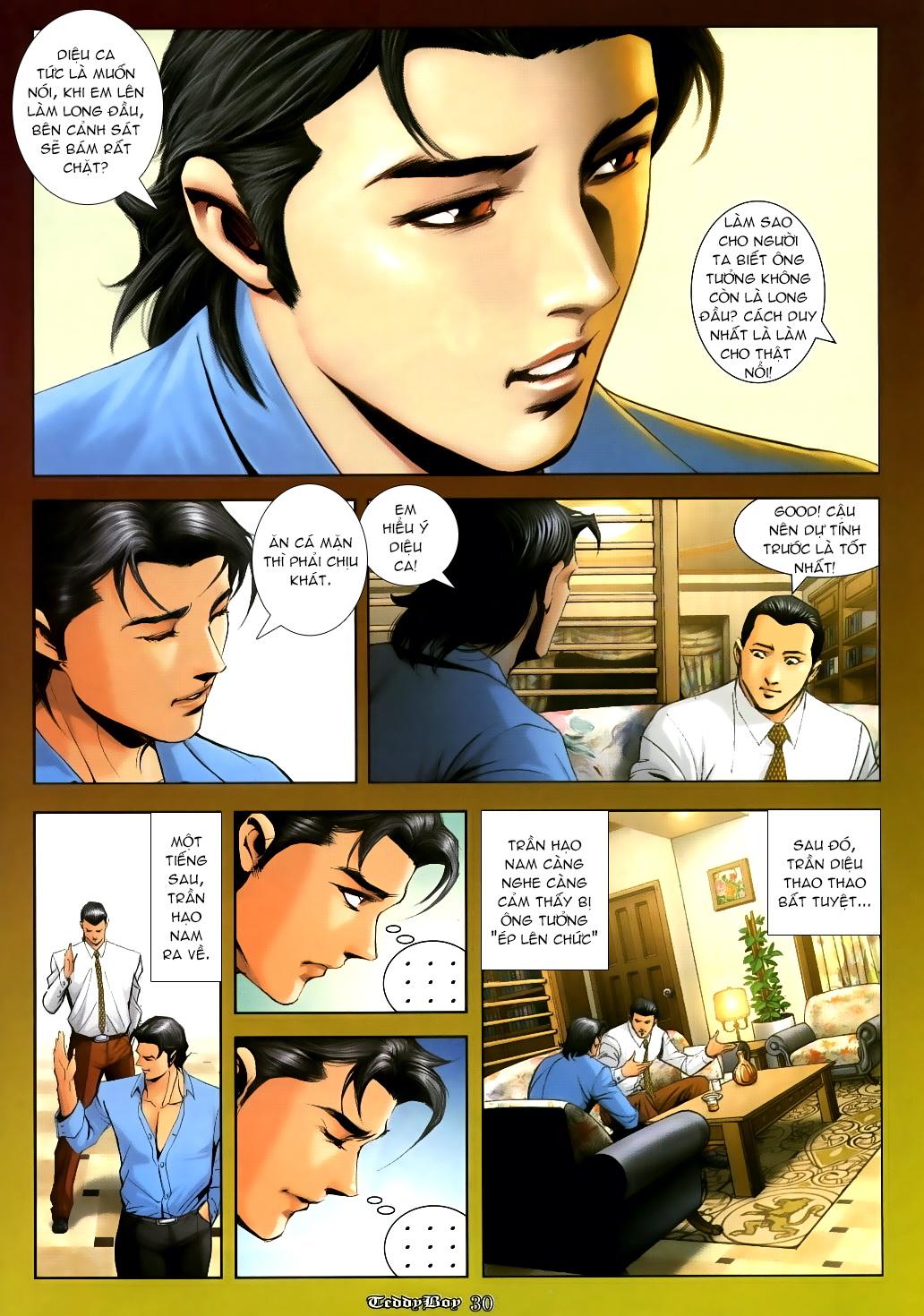 Người Trong Giang Hồ NetTruyen chap 987 - Trang 24