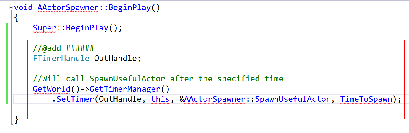 I touchs: Unreal: Actor Spawning and GetDefaultObject in C++