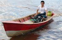Perahu Motor Elpiji
