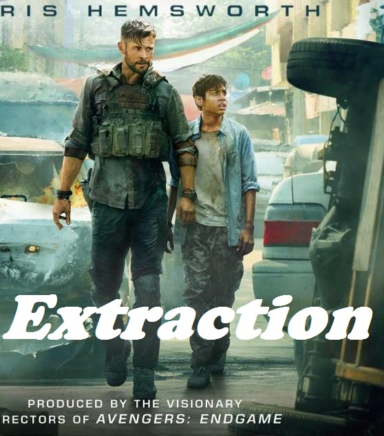 Extraction 2020 full hd Hindi Dubbed Official Trailer Netflix HD 720p