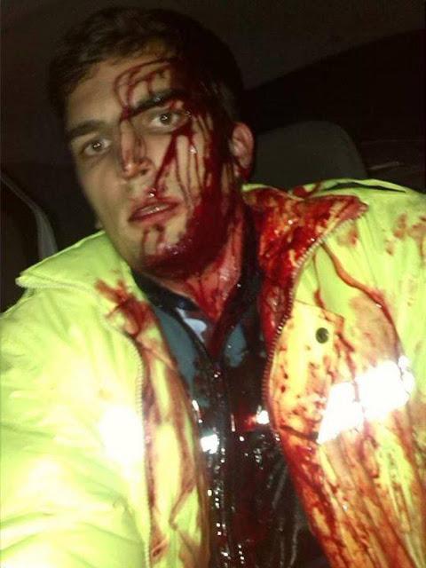 politist ucis