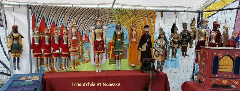 Tchantchès et Nanesse par le théâtre de Denis