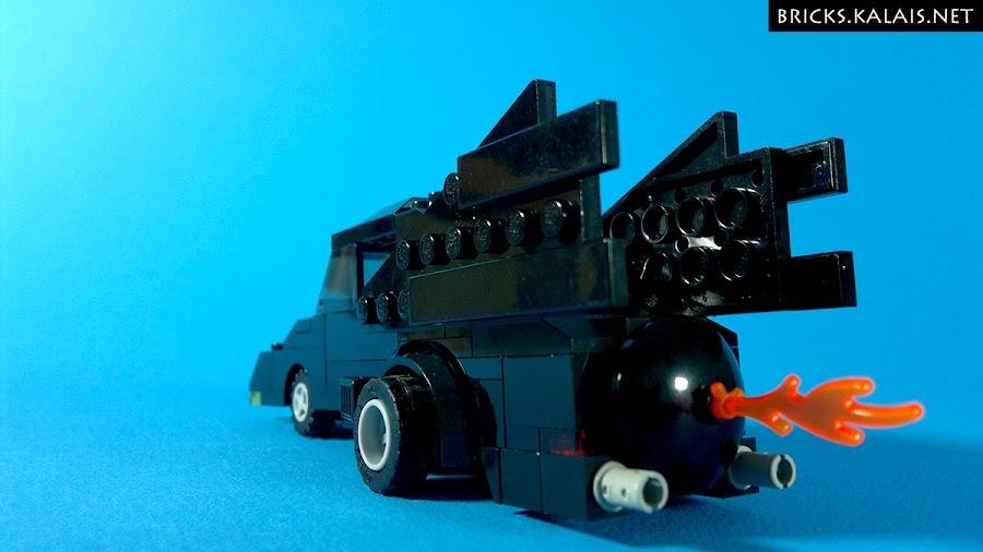 10. Batmobile