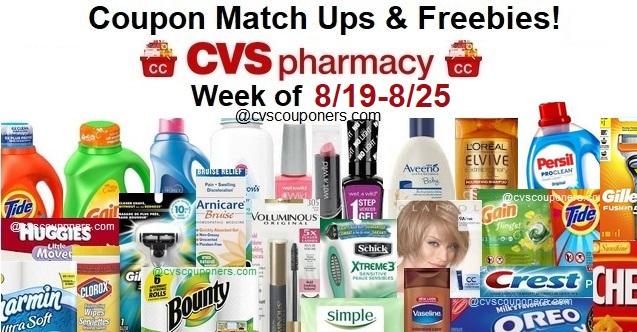 http://www.cvscouponers.com/2018/08/cvs-coupon-match-ups-freebies-819-825.html
