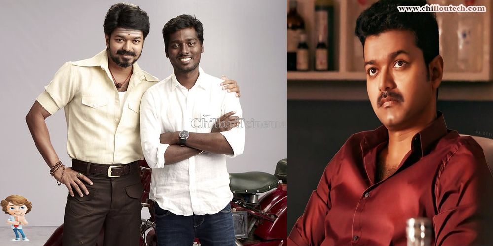 Atlee next movie in Tamil  Third time with Vijay  Not in Telugu