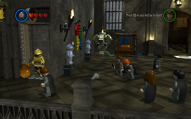 LEGO Harry Potter Years 1-4 PC Full Version Screenshot 3