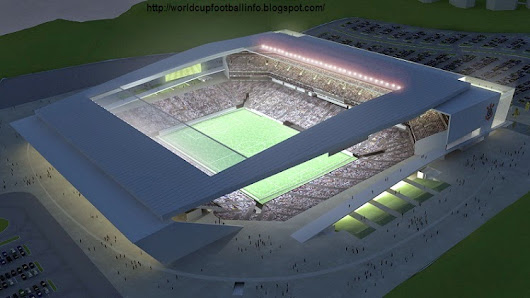 2014 FIFA World Cup Football (soccer) Venues or Stadium | Arena Corinthians