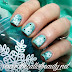Winter Nail Art Challenge: Christmas Tinsel