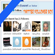 0 TWITTER FOLLOWER WIDGET FOR BLOGGER