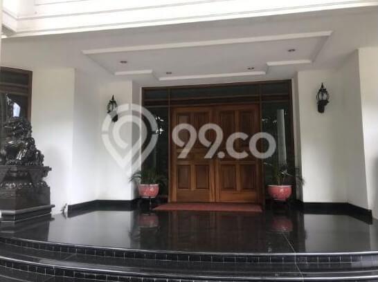 dijual rumah di bandung harga rp 126 milliar