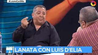 ESTUVO EL PIQUETERO CON LANATA MANO A MANO EN PPT