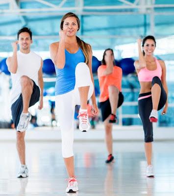 Tập Aerobic tốt cho tim mạch