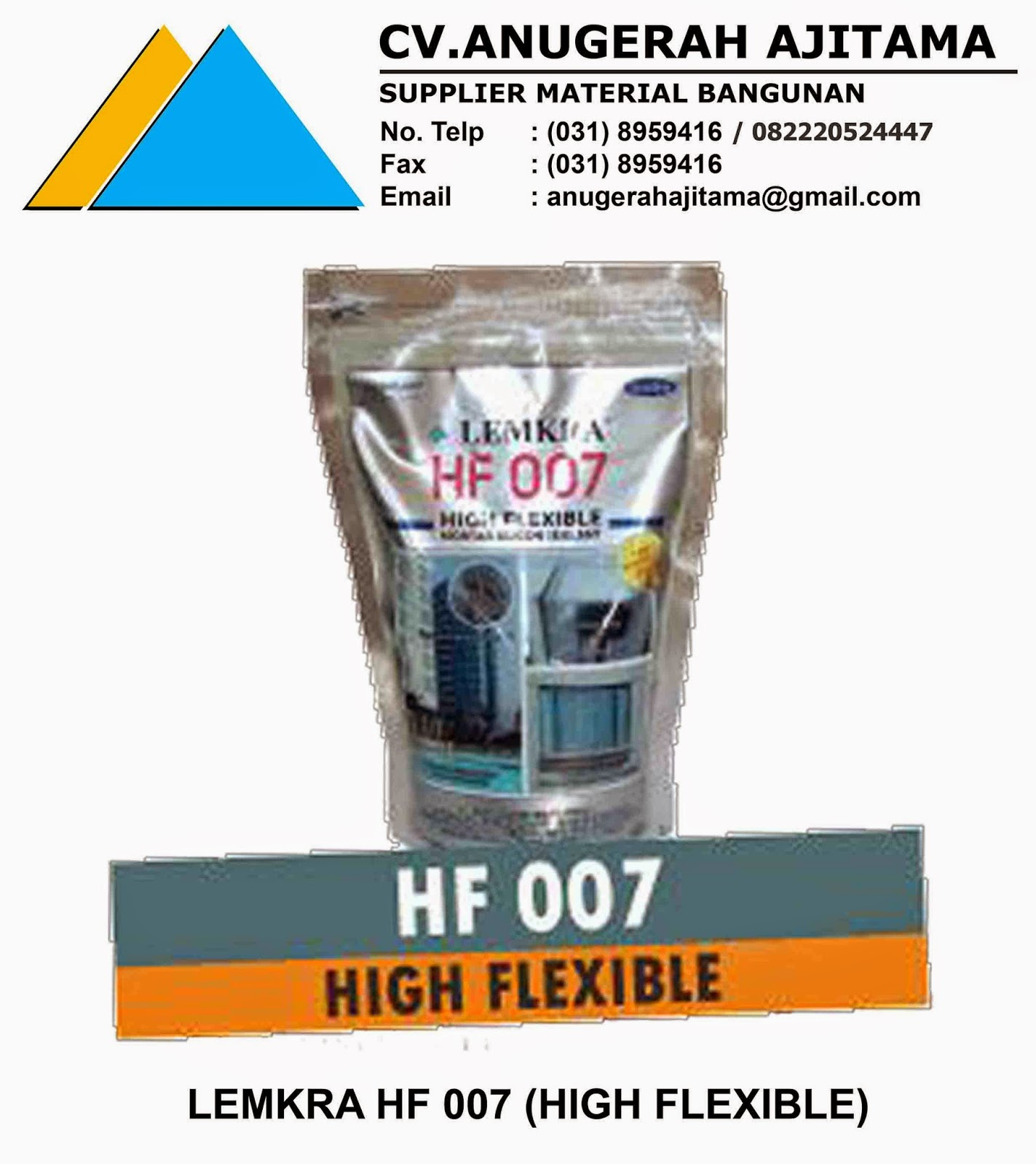 LEMKRA HF 007 (HIGH FLEXIBLE)
