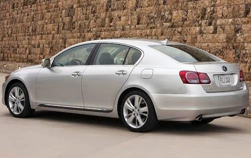2011 Lexus GS 450h Owners Manual Pdf