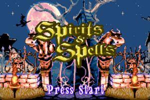 Spirits Amp Spells Gba Rom Download Arena