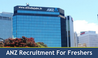 ANZ Support Services Recruitment