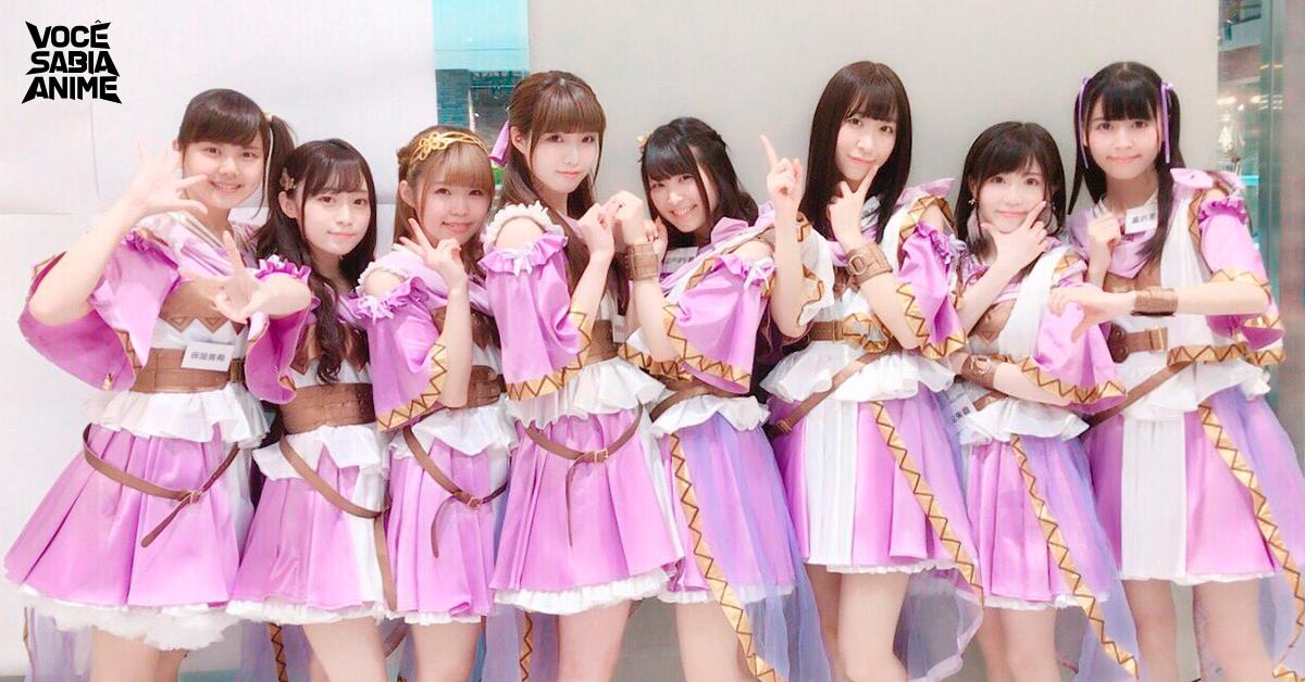 Yurie Funato deixa grupo idol Purely Monster