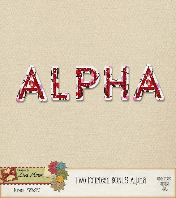 Two Fourteen Alpha!  Free for a limited time!