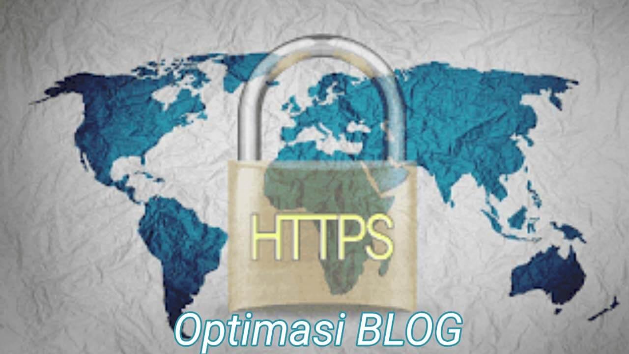 Setelah mengaktifkan HTTPS Custom Domain