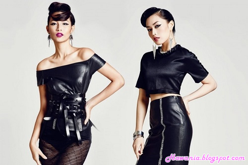 Finalis Top Model di Asia dari Indonesia