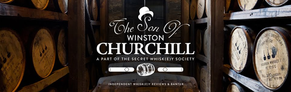 Son Of Winston Churchill Whiskey Blog