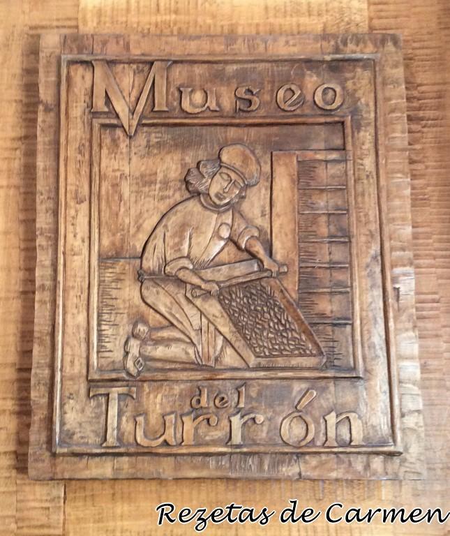 Museo del Turrón, Xixona.
