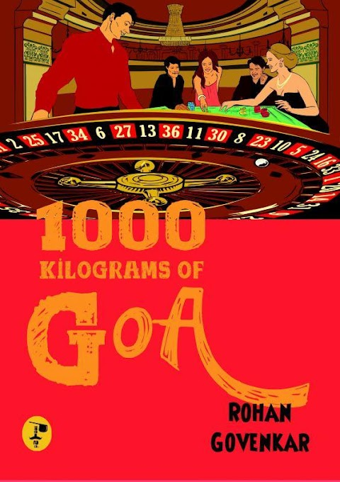Book Review: 1000 Kilograms of Goa