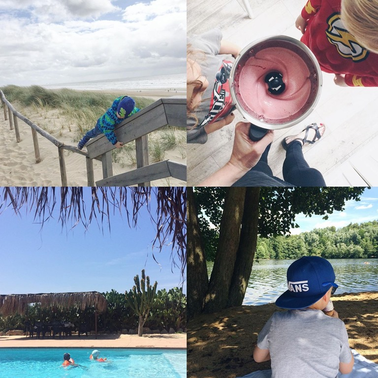 Jahresrücklick 2016, Frollein Pfau, Kölner Blogger, Egmond aan Zee, Holland, Thermomix Softeis, Mallorca, Fincaurlaub, Heider Bergsee