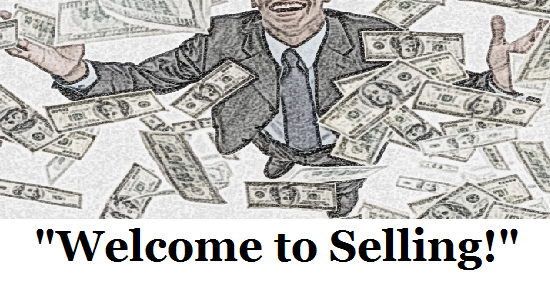 Welcome to selling