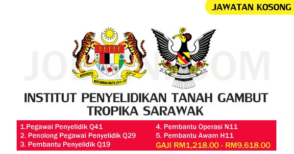 Institut Penyelidikan Tanah Gambut Tropika Sarawak