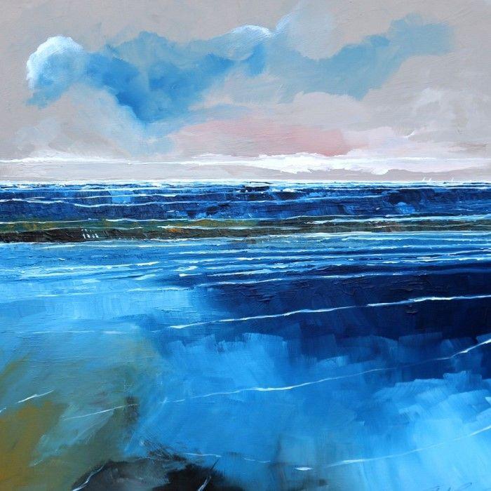 Величественные пейзажи. Stuart Roy