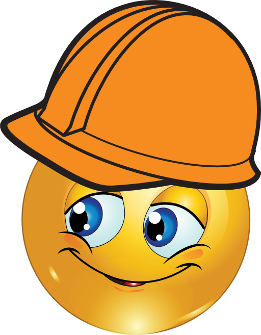 Construction Smiley