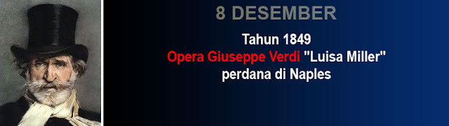 Hari bersejarah Opera Giuseppe Verdi